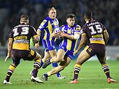 Feb 8, 2018-Rugby-Dacia World Club Series-Warrington Wolves vs Brisbane Broncos