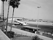 0301-airport. Phoenix Airport 1950s