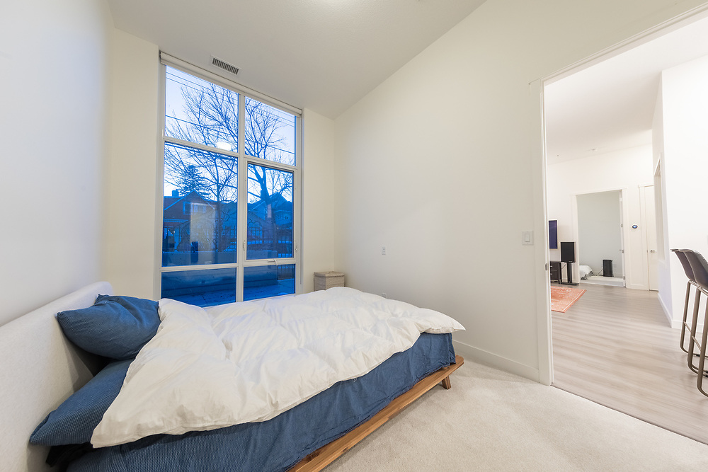 An amazing live - work condo at #101 310 10st nw in Calgary, Alberta