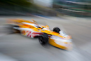 September 1-3, 2011. Ryan Hunter Reay, Indycar Grand Prix of Baltimore around the inner harbor.