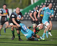 Rugby Union - 2020 / 2021 Gallagher Premiership - Round 16 - Harlequins vs Worcester Warriors - The Stoop<br /> <br /> Tom Lawday of Quins<br /> <br /> Credit : COLORSPORT/ANDREW COWIE
