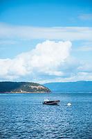 Guemes Island, Washington.