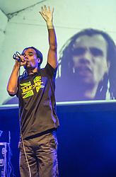 April 27, 2018 - Akala performs during the Visions 2018 tour onstage at O2 Shepherds Bush Empire (Credit Image: © RMV via ZUMA Press)