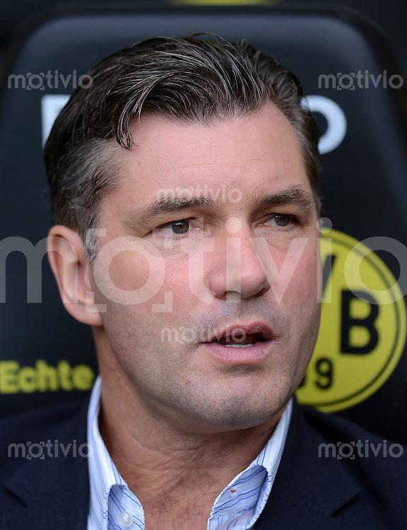 Fussball 1. Bundesliga :  Saison   2012/2013   8. Spieltag  20.10.2012 Borussia Dortmund - FC Schalke 04 Sportdirektor Michael Zorc (Borussia Dortmund)
