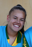 """Fifa Womans World Cup Canada 2015 - Preview //<br /> Algarve Cup 2015 Tournament ( Municipal Stadium - Albufeira , Portugal ) - <br /> Brazil vs China 0-0 - Andressa Machry """" Andressinha """" of Brazil"""