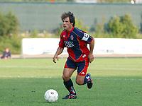 Fotball<br /> Italia 2003/04<br /> Serie B<br /> Cagliari<br /> Foto: Digitalsport<br /> NORWAY ONLY<br />  GIANFRANCO ZOLA
