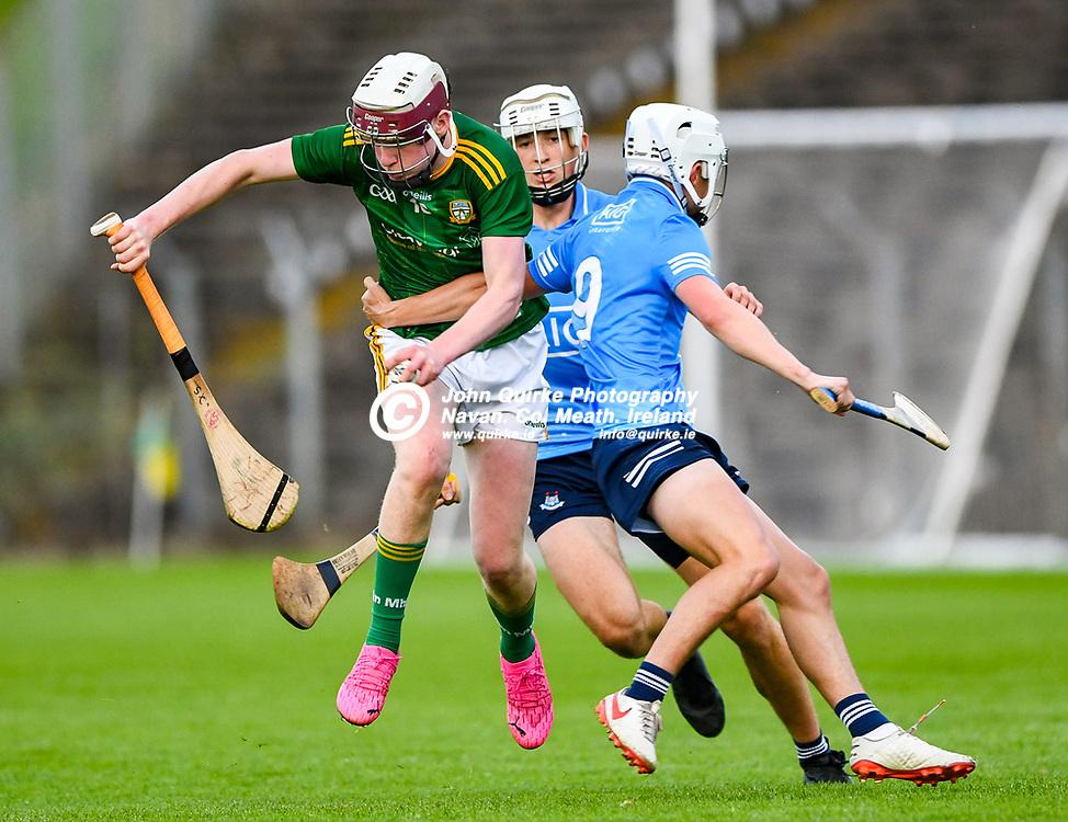 Sean Corbett,  in action for Meath,  during the Meath v Dublin,  Leinster MHC quarter-final match at Pairc Tailteann, Navan.<br /> <br /> Photo: GERRY SHANAHAN-WWW.QUIRKE.IE<br /> <br /> 14-07-2021