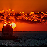 Lake Erie Scenics