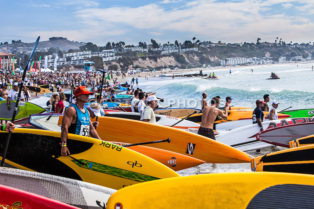 """Rainbow Sandals Gerry Lopez """"Battle of the Paddle"""" Doheny State Beach, Dana Point"""
