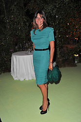 COUNTESS DEBONAIRE VON BISMARCK at a dinner hosted by Cartier in celebration of the Chelsea Flower Show held at Battersea Power Station, 188 Kirtling Street, London SW8 on 23rd May 2011.