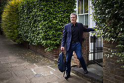 © Licensed to London News Pictures. 01/07/2021. London, UK. Labour Party leader Sir KEIR STARMER leaves his London home on the morning of the Batley and Spen by-election. Labour are expected to perform badly in the poll, which was called when previous Member of Parliament, Tracy Brabin, was elected mayor of West Yorkshire. Photo credit: Ben Cawthra/LNP