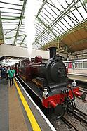 Steam on the Underground – District 150, District Line 150th Anniversary