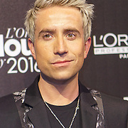 London,England,UK : 13th June 2016 : Nick Grimshaw attend and host the L'Oréal Colour Trophy Awards 2016 at The O2 Intercontinental Hotel, Greenwich Peninsula, London. Photo by See Li