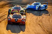 August 17, 2013: Grand Am Kansas. Enzo Potolicchio<br />    Stephane Sarrazin<br />    Michael Valiante8 Star Motorsports