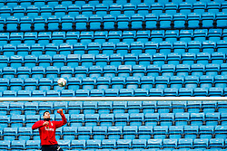 October 12, 2018 - Oslo, NORWAY - 181012 Goalkeeper Rune Almenning Jarstein of Norway during a training session on October 12, 2018 in Oslo..Photo: Jon Olav Nesvold / BILDBYRN / kod JE / 160327 (Credit Image: © Jon Olav Nesvold/Bildbyran via ZUMA Press)
