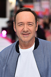 Kevin Spacey attending the Baby Driver premiere held at Cineworld in Leicester Square, London. PRESS ASSOCIATION Photo. See PA Story SHOWBIZ Driver. Picture date: Wednesday June 21, 2017. Photo credit should read: Matt Crossick/PA Wire