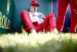March 17, 2019 - Melbourne, Australia - Motorsports: FIA Formula One World Championship 2019, Grand Prix of Australia, ..#16 Charles Leclerc (MCO, Scuderia Ferrari Mission Winnow) (Credit Image: © Hoch Zwei via ZUMA Wire)