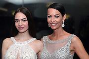 Jastina Doreen Riederer und Anita Buri anlässlich des Prix Walo 2018.