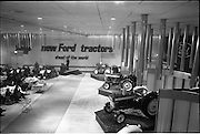 226/11/1964.11/26/1964.26 November 1964.Presentation of new Ford tractors at the Intercontinental Hotel, Dublin.