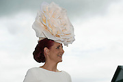 30/07/2015 report free : Winners Announced in Kilkenny Best Dressed Lady, Kilkenny Best Irish Design & Kilkenny Best Hat Competition at Galway Races Ladies Day <br /> At the event was Joanne Murphy,  Kerry <br /> Photo:Andrew Downes, xposure
