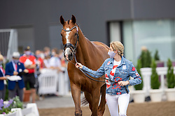 Fraser-Beaulieu Brittany, CAN, All In, 113<br /> Olympic Games Tokyo 2021<br /> © Hippo Foto - Dirk Caremans<br /> 23/07/2021