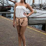 NLD/Volendam/20140626 - 100%NL magazine bestaat 5 jaar, Tatjana Maul