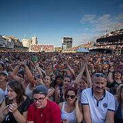 Concert des frero de lavega aux francofolies de La Rochelle 2015