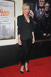 """Helen McCrory and Damian Lewis at the """"The Lehman Trilogy"""" play press night, Piccadilly Theatre, Denman Street, London, England, UK, on Wednesday 22nd May 2019. CAP/CAN ©CAN/Capital Pictures. 22 May 2019 Pictured: Helen George. Photo credit: CAN/Capital Pictures / MEGA TheMegaAgency.com +1 888 505 6342"""