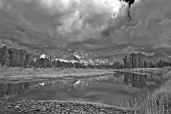 Stormy Sky, Shwabackers Landing, Reflecton