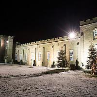 Scone Palace Christmas Lights