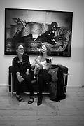 TANYA HAMILTON; TAMARA KOSTA, Exhibition of photographs by Ellen von Unworth. Michael Hoppen Gallery. Jubilee Place, Chelsea. London. 22 October 2009.