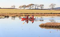 Kayakers at Newtown Creek