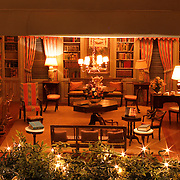 A scale model of the real White House is on display at the Reagan Library in Simi Valley, California. This is the Library and features miniature replicas of the exact books in the White House.