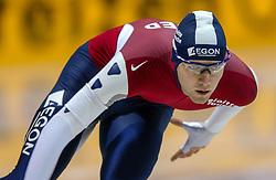 04-01-2003 NED: Europees Kampioenschappen Allround, Heerenveen<br /> 1500 m / Mark Tuitert NED