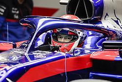 March 1, 2019 - Barcelona, Barcelona, Spain - Daniil Kvyat from Russia with 26 Scuderia Toro Rosso Honda portrait during the Formula 1 2019 Pre-Season Tests at Circuit de Barcelona - Catalunya in Montmelo, Spain on March 1. (Credit Image: © Xavier Bonilla/NurPhoto via ZUMA Press)