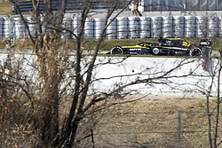 February 19, 2019 - Spain - Daniel Ricciardo (Renault F1 Team) seen in action during the winter test days at the Circuit de Catalunya in Montmelo  (Credit Image: © Fernando Pidal/SOPA Images via ZUMA Wire)
