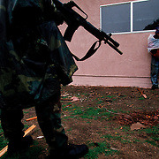 Pushing undocumented migrants into the desert and mountains has resulted in armed citizen patrols in small border towns like this one in eastern San Diego. Please contact Todd Bigelow directly with your licensing requests. PLEASE CONTACT TODD BIGELOW DIRECTLY WITH YOUR LICENSING REQUEST. THANK YOU!