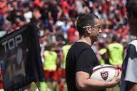 Mourad Boudjellal   - 09.05.2015 - Toulon / Castres  - 24eme journee de Top 14 <br />Photo :  Alexandre Dimou / Icon Sport