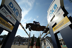 Wagers, Jana (GER) Lacoste<br /> Münster - Turnier der Sieger 2016<br /> © www.sportfotos-lafrentz.de