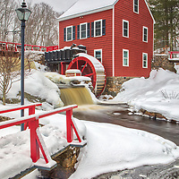 The Historic Millstream site located in Chelmsford MA of Middlesex county is an old scenic Massachusetts saw mill along with a water wheel for generating electricity.<br /> <br /> Massachusetts Historic Millstream photography photos are available as museum quality photo, canvas, acrylic, wood or metal prints. Wall art prints may be framed and matted to the individual liking and interior design decoration needs:<br /> <br /> https://juergen-roth.pixels.com/featured/the-historic-millstream-saw-mill-in-chelmsford-juergen-roth.html<br /> <br /> Good light and happy photo making!<br /> <br /> My best,<br /> <br /> Juergen