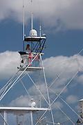 Boat on Grand Bahama Island, Bahamas