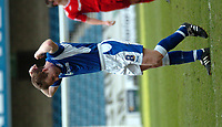 Photo: Tony Oudot.<br />Millwall v Nottingham Forest. Coca Cola League 1. 07/04/2007.<br />Neil Harris of Millwall celebrates his winning goal