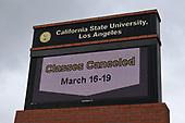 News-Coronavirus California-Mar 14, 2020