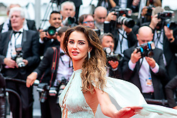 Frederique Bel attends the opening ceremony and screening of The Dead Don't Die during the 72nd Cannes Film Festival on May 14, 2019 in Cannes, France. Photo by Ammar Abd Rabbo/ABACAPRESS.COM