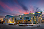 Kansas State University   Ice Family Basketball Center