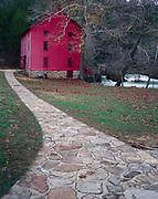 Alley Spring Mill, Ozark National Scenic Riverway, Missouri.