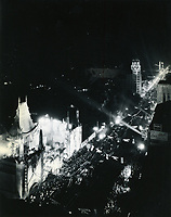 1930 Premiere of Hell's Angels at Grauman's Chinese Theater
