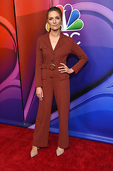 February 20, 2019 - Hollywood, California, U.S. - Michaela McManus on the carpet at the NBCUniversal Mid Season Press Junket at Universal Studios. (Credit Image: © Lisa O'Connor/ZUMA Wire)