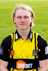 of Gloucestershire Cricket poses for a headshot in the Royal London One Day Cup kit - Mandatory by-line: Robbie Stephenson/JMP - 04/04/2016 - CRICKET - Bristol County Ground - Bristol, United Kingdom - Gloucestershire  - Gloucestershire Media Day