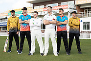 Cricket Media and Press Events 2020